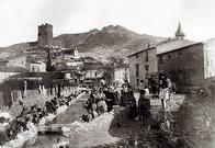 foto: Lavadero, principios de siglo XX